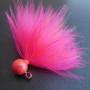 Dinger Jigs - Schlappen Lead - Pink & Shrimp