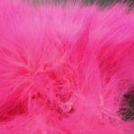 Marabou - Hot Pink