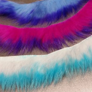 Hareline Dubbin Crosscut Rabbit Strips