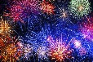 Fireworks - Dinger Jigs - UV Sparklers Steelhead Jigs