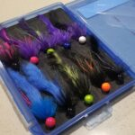 Box of Twitching JIgs - Dinger Jigs