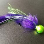 Dinger Jigs - Twitching Jig - Barney SIZED