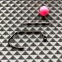Brass Bead Head Kits - Hot Pink
