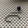 Brass Bead Head Kits - Metallic Purple