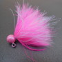 Schlappen Lead - Pink & White