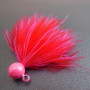 Schlappen Lead - Pink & Red