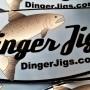 Dinger Jigs Decal