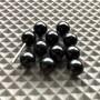 Brass Bead Heads - Black
